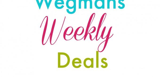 wegmans weekly deals