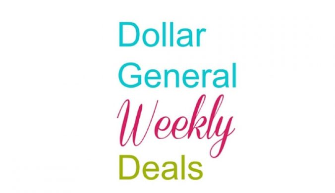 dollare general weekly deals