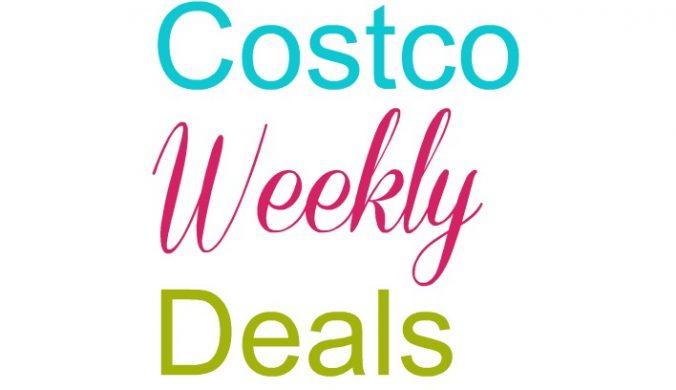 costco weekly deals