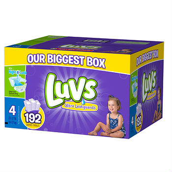 luvs size 4