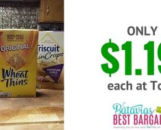 nabisco crackers deal at tops