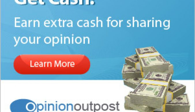 opinion outpost surveys money