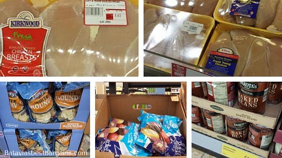 aldi vs. tops markets meal deal comparision who is cheaper
