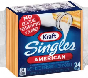 kraft american cheese singles at target