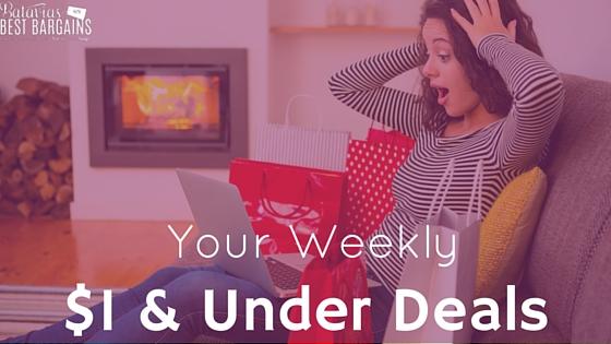 weekly under $1 items at Tops markets batavia ny