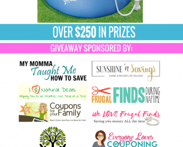 blogger summer giveaway