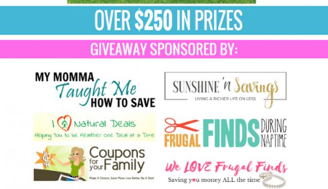 blogger summer giveaway