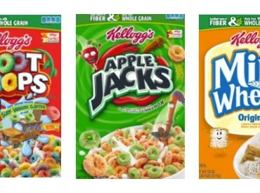 kelloggs cereal high value coupon and deal at tops markets batavia