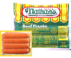 nathans hot dog deal at tops