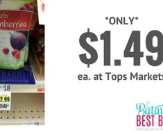 sunsweet-amazin-cranberries-deal at-tops-markets