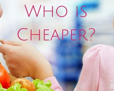 is tops or aldi grocery store cheaper