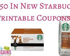 starbucks printable coupons-deals-