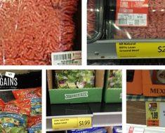 aldi vs. tops market which is cheaper
