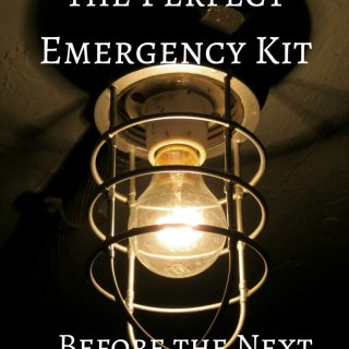 how to make your own emergency kit