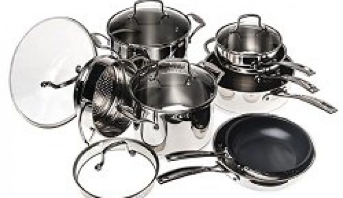 amazon cuisin art cookware set