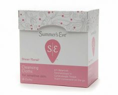 summer's-eve-wipes-target-deal