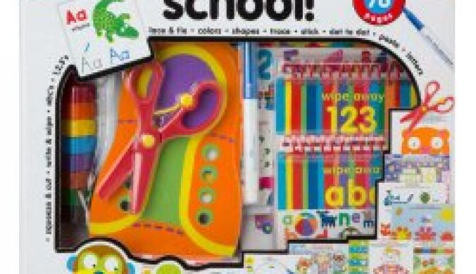 Amazon alex little hands preschool kit