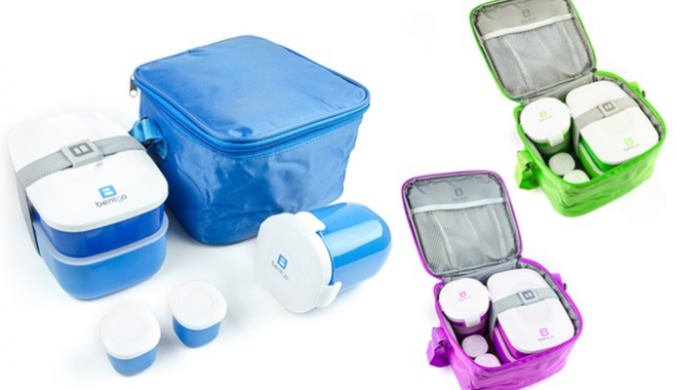 Bentgo lunchbox set only $19.99 62% OFF