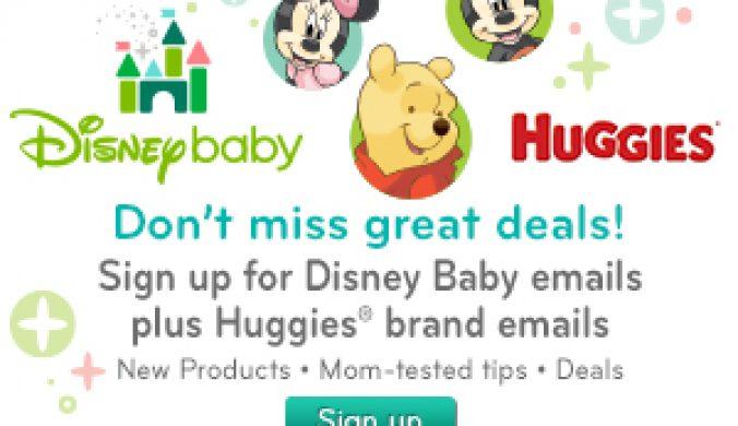 disney huggies rewards program