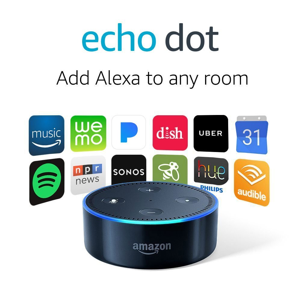 Amazon Echo Dot Only $29.99 ( Org. $50)
