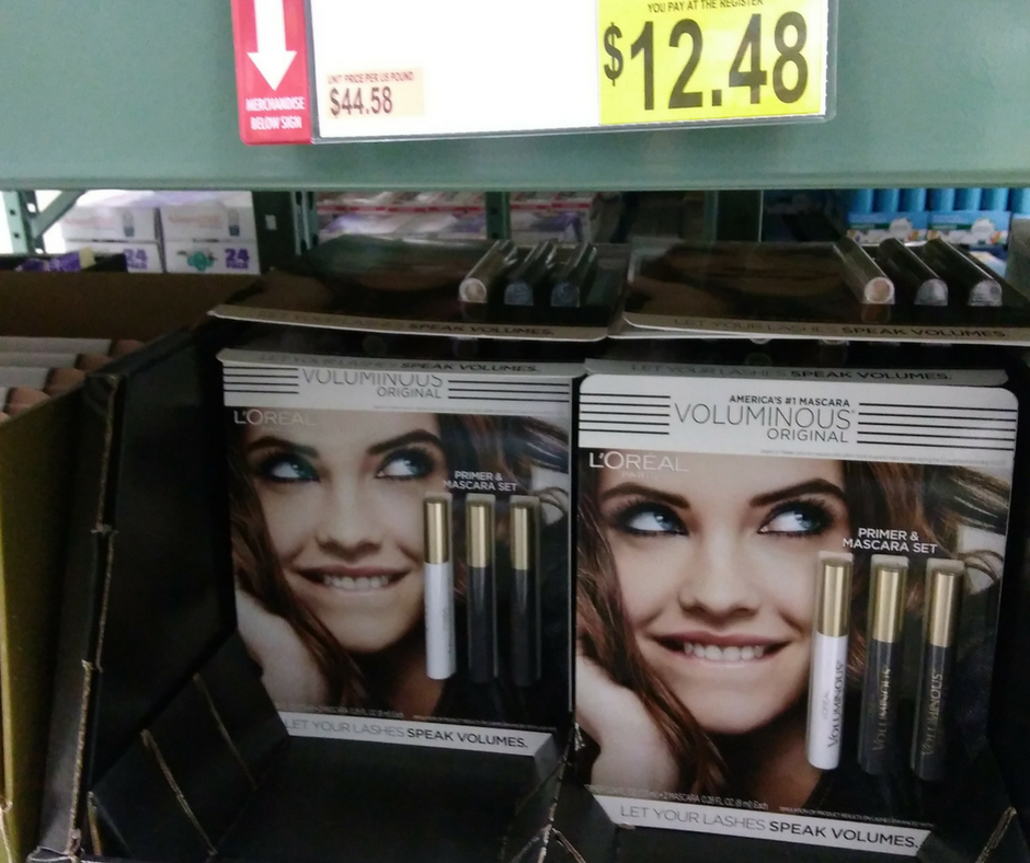 4f2e3802ccb L'oreal Paris Primer & Mascara 3pk. $10.48 at BJs | No Coupons ...