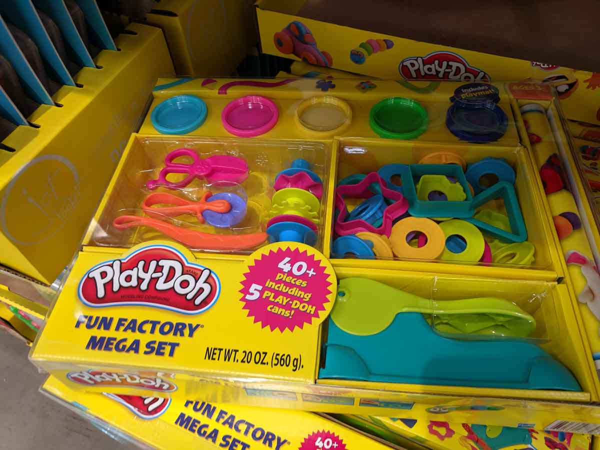 play doh mega set at costco