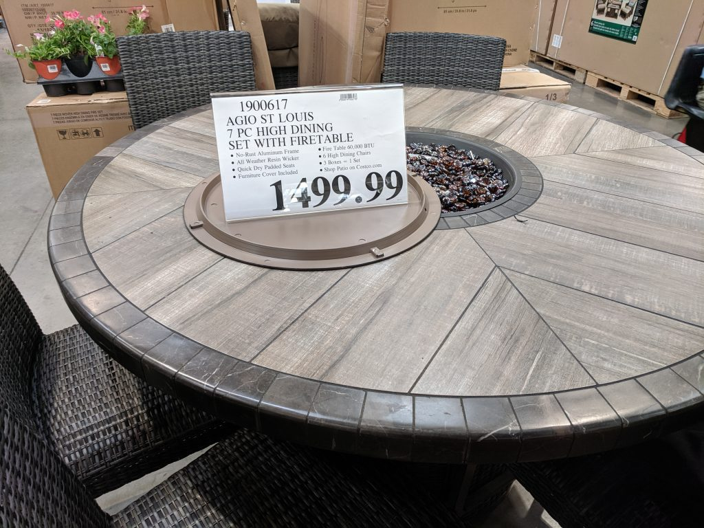Outstanding Outdoor Patio Furniture At Costco Roundup My Wholesale Life Download Free Architecture Designs Scobabritishbridgeorg