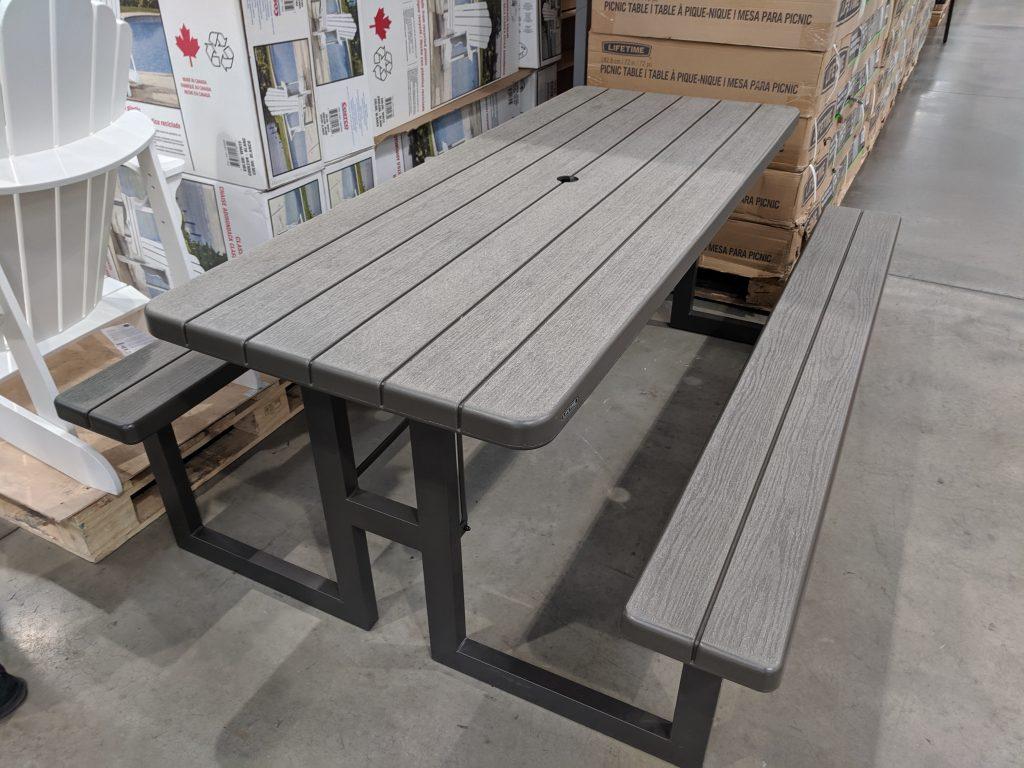 outdoor patio table costco