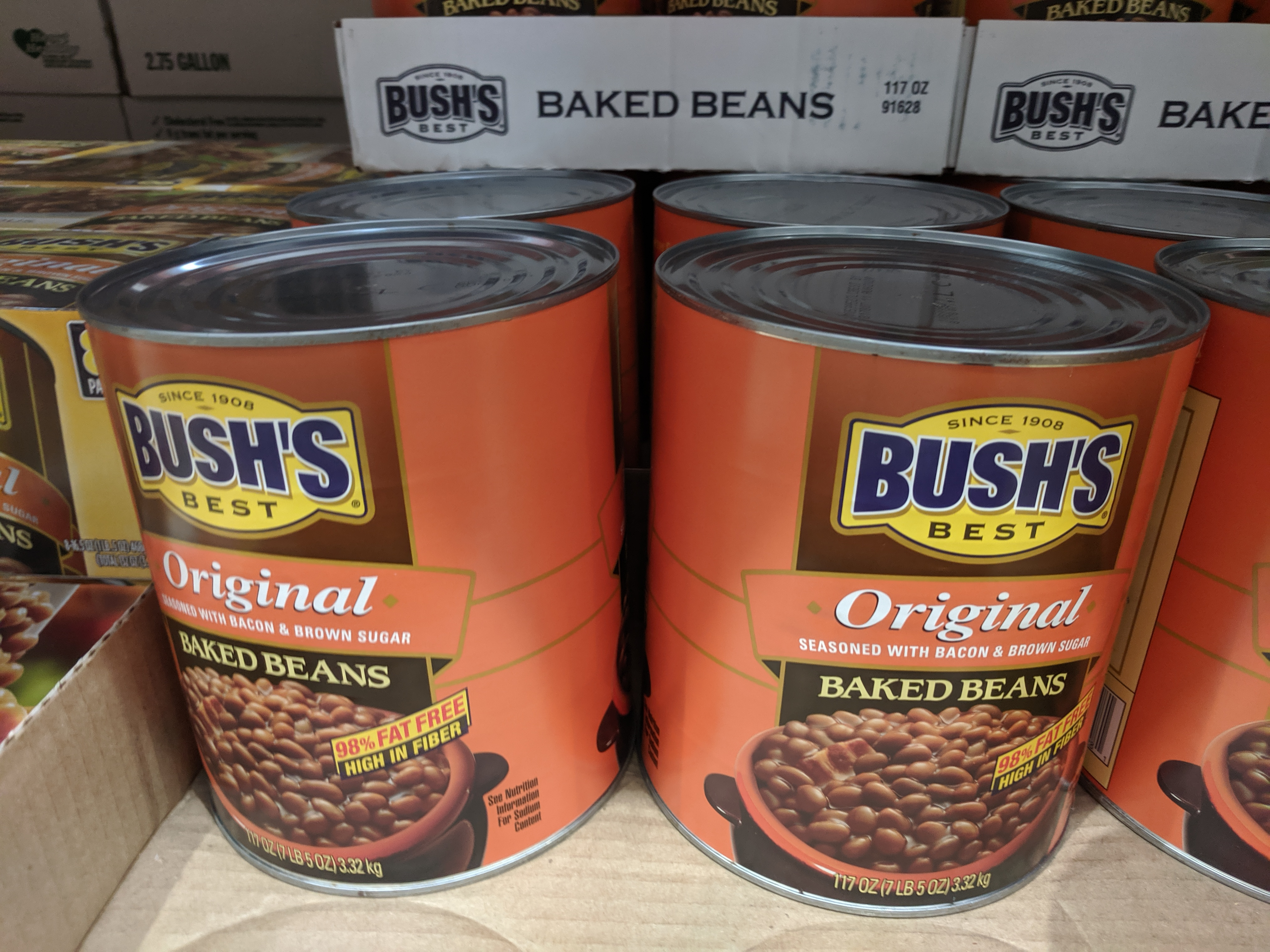 Bush's Baked Beans Original Costco Discontinued