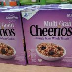 MultiGrain Cheerios Costco