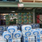 water bottle prices at sams and bjs