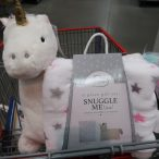 snuiggle me blanket set at costco