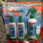 organic bug repellent at costco