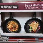 cast iron mini set at costco