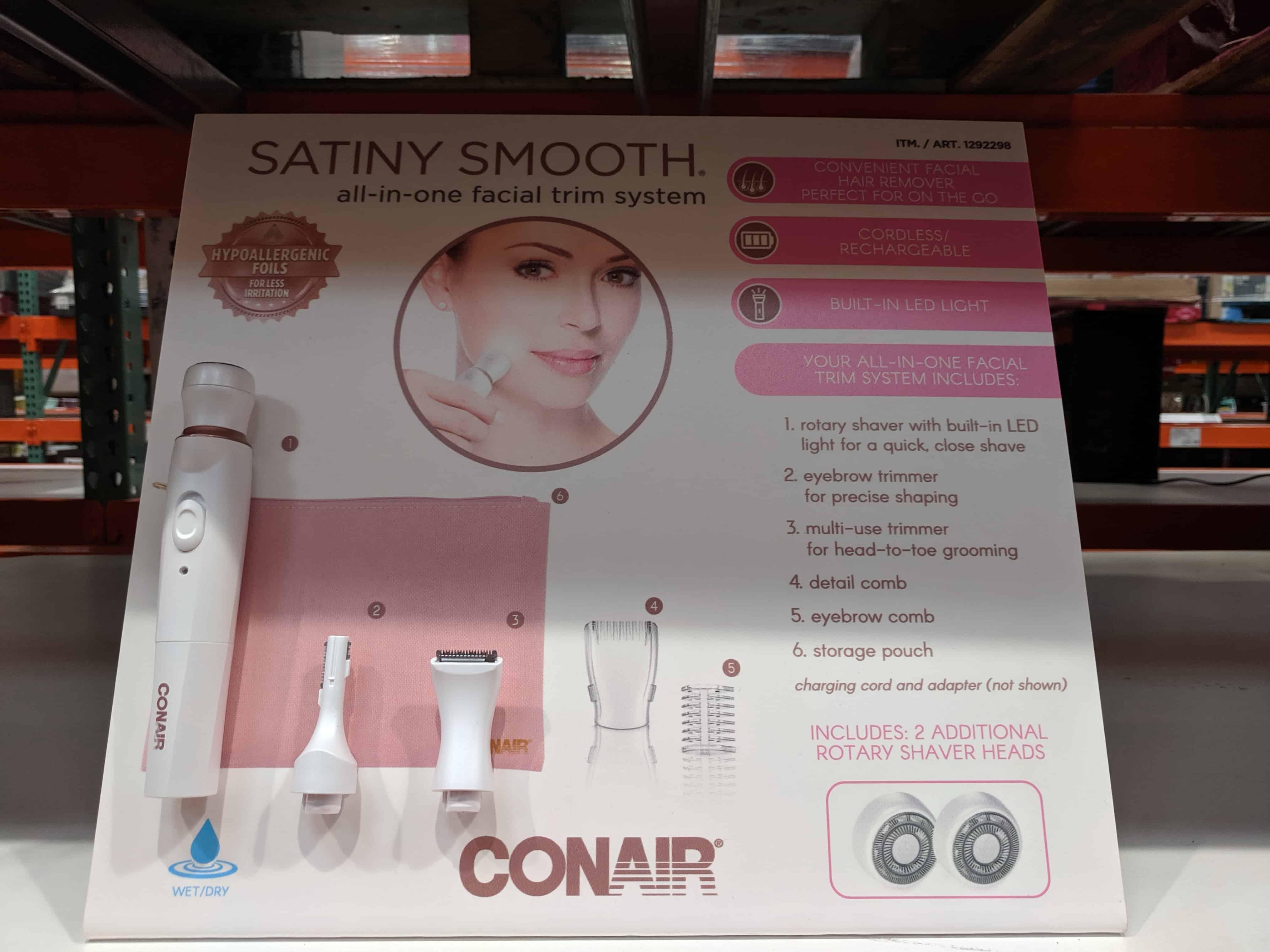 Costco Conair Facial System