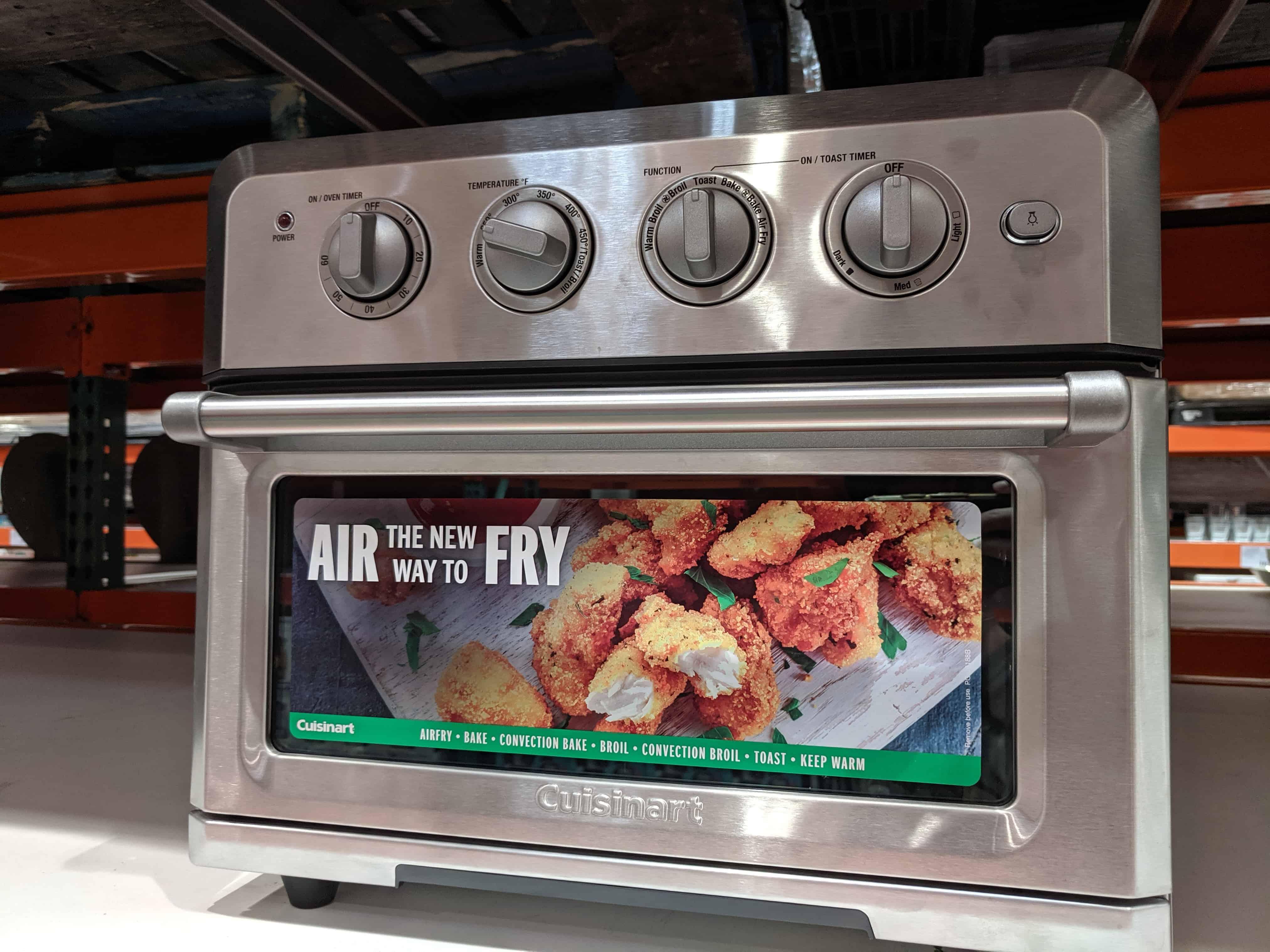 Costco Cuisinart Countertop oven