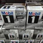 Mobil 1 Costco Oil