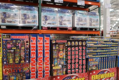 fireworks at costco