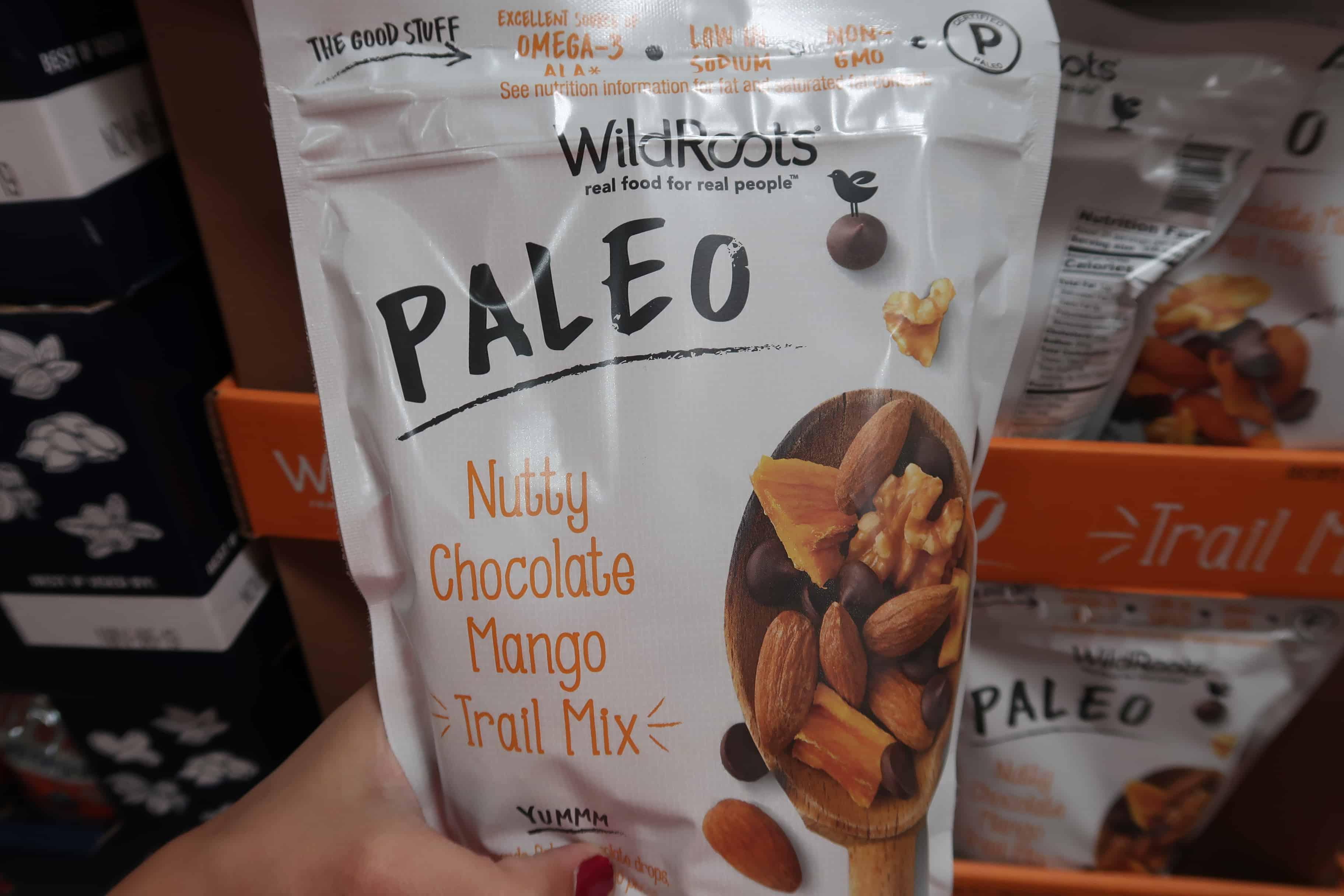 paleo trail mix at costco