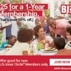Bjs wholesale membership discount