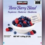kirkland berries recalled