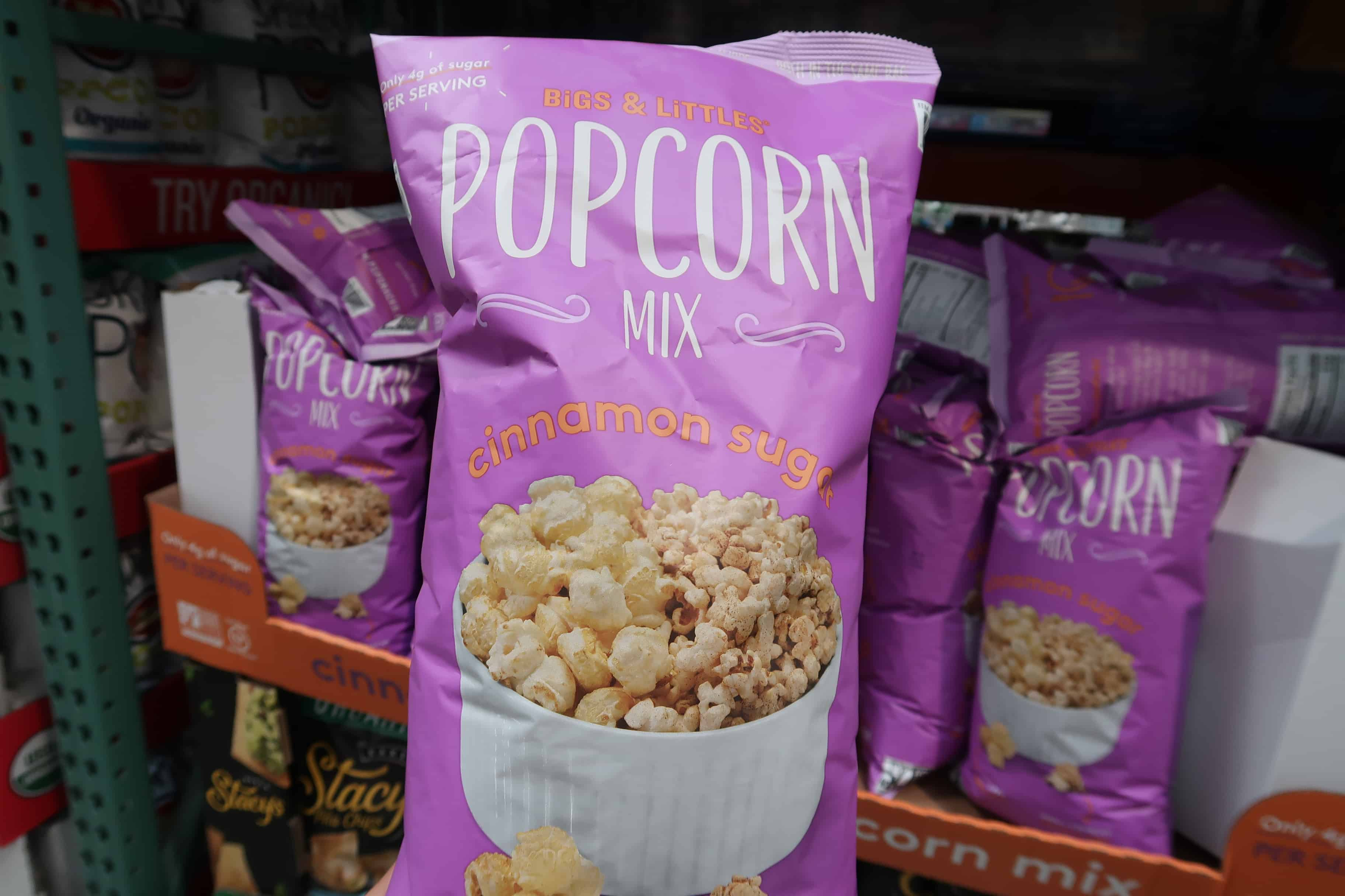 popcorn mix at costco