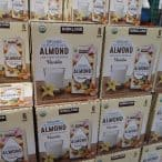 kirkland brand almond milk