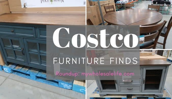 costco furniture finds this month