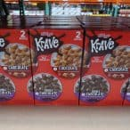 krave cereal at Costco