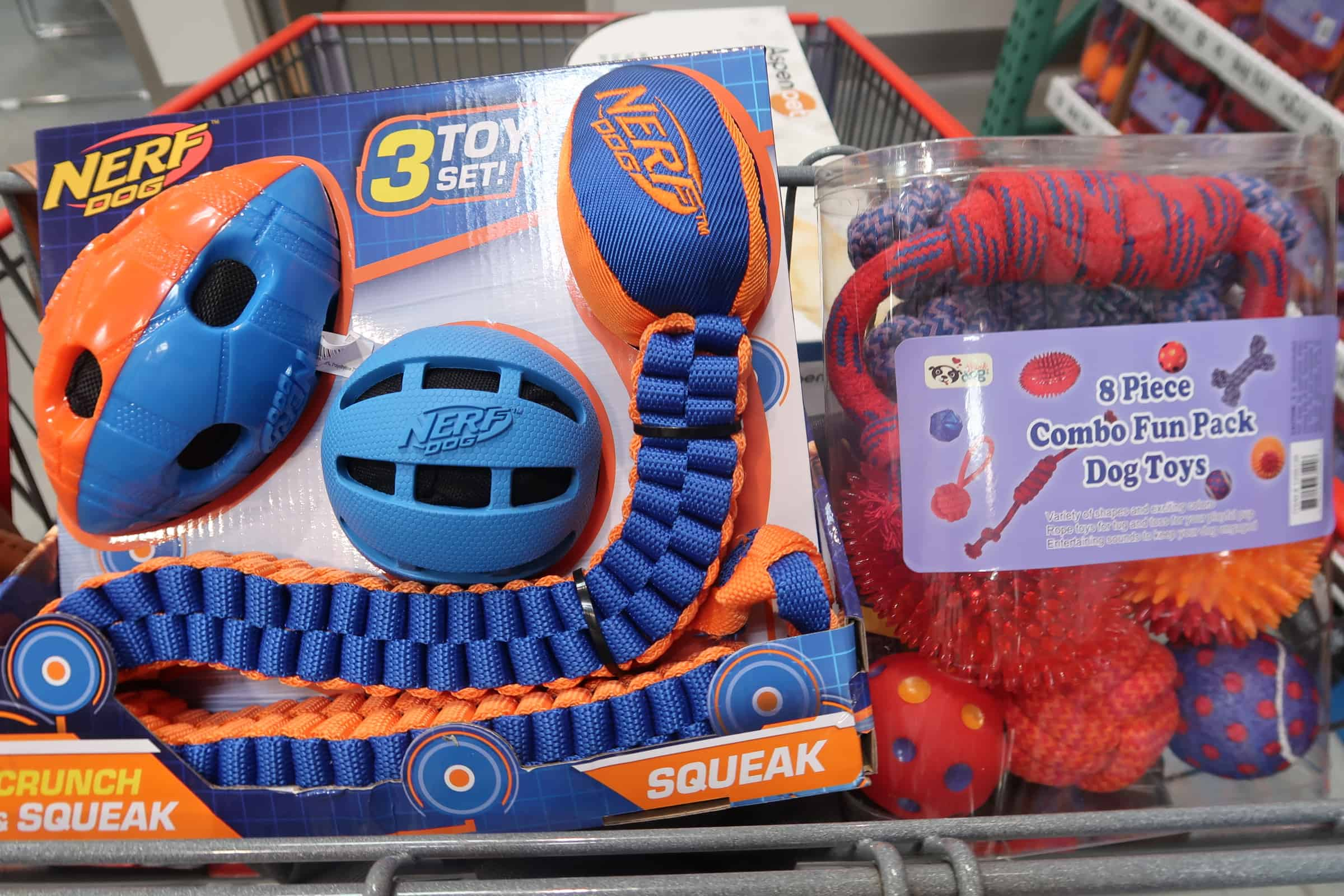 costco dog toy clearance