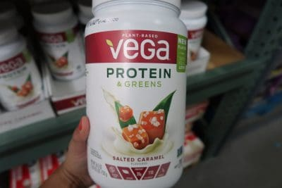 vega protein cheap at BJs