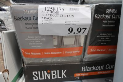 blackout curtains costco
