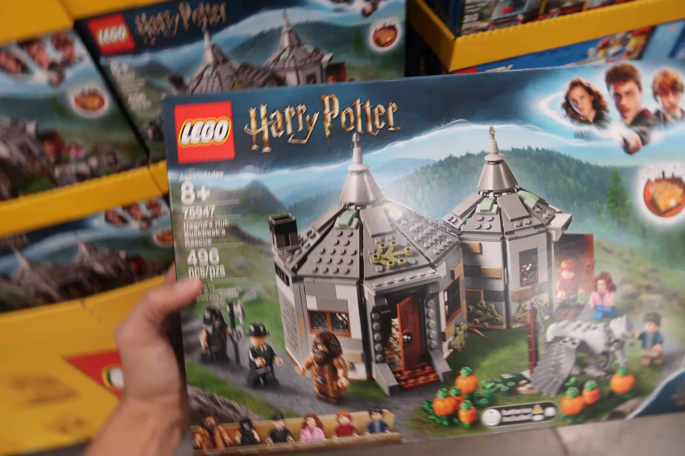 Lego Sets & Lego Advent Calendar Deals at Costco This Week