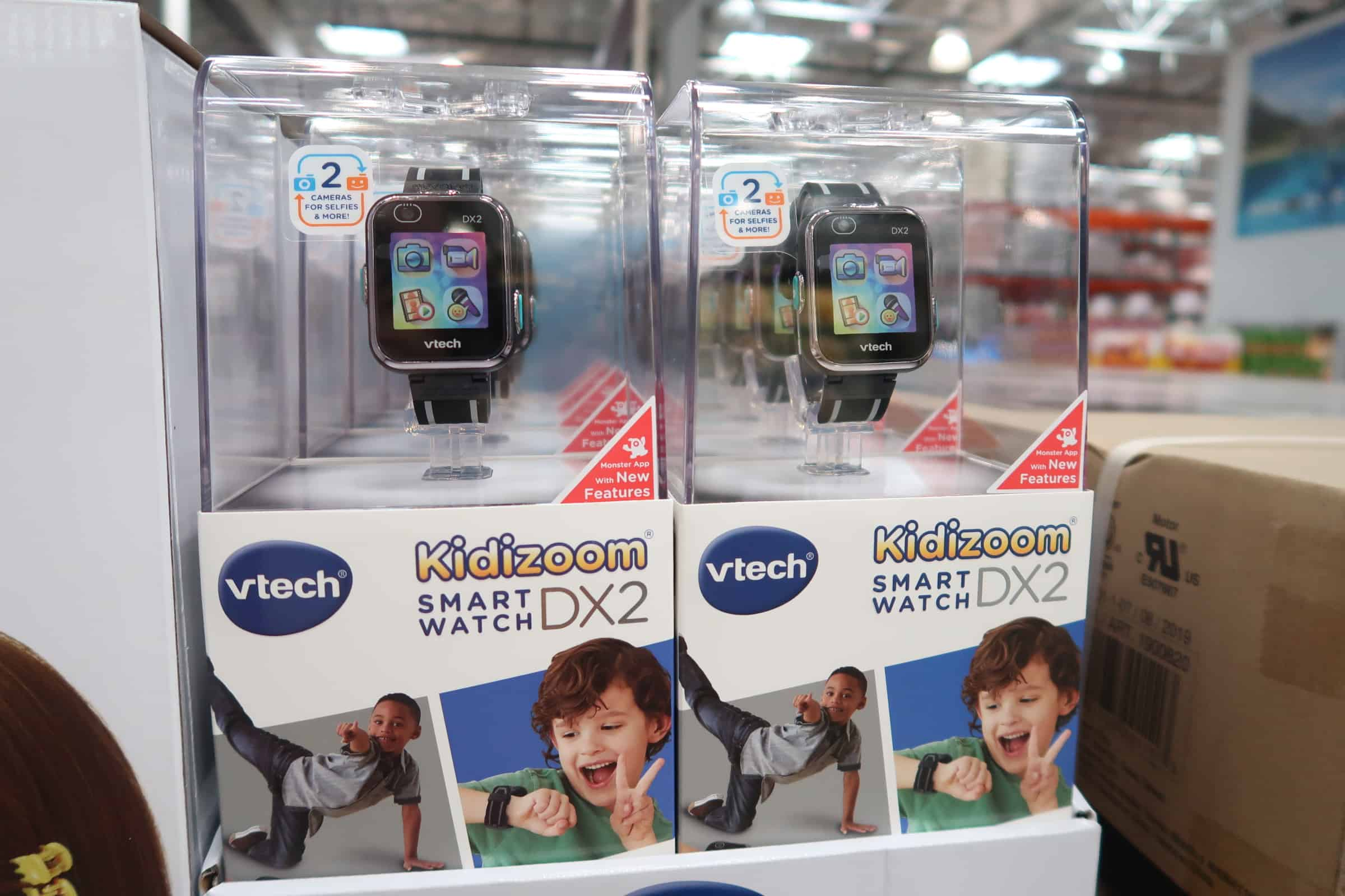 Vtech KidiZoom DX2 Smart Watch $39.99